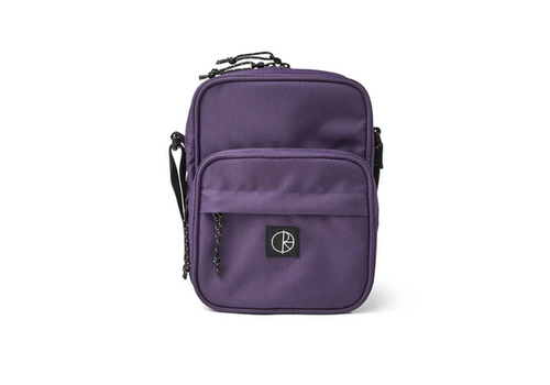 Polar Polar Cordura Pocket Dealer Bag Purple