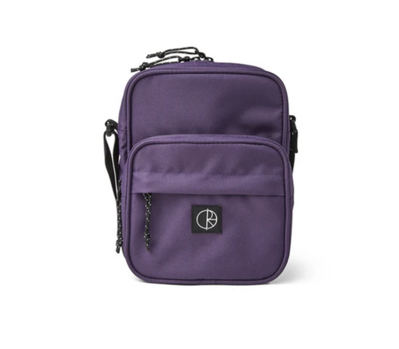 Polar Cordura Pocket Dealer Bag Purple