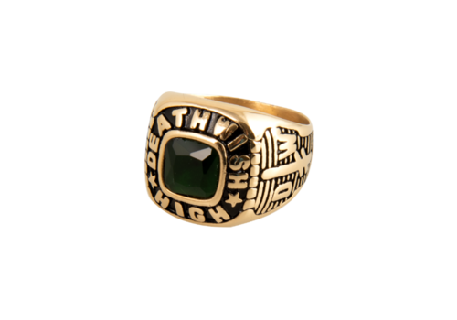 Deathwish Deathwish High Ring Gold