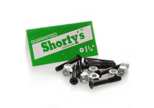 Shorty's Shorty's Original Hardware 1 Inch 1/4 (8 Bolts)