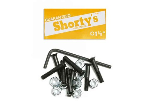 Shorty's Shorty's Hardware 1 - 1/8 Allen (8 Bolts)