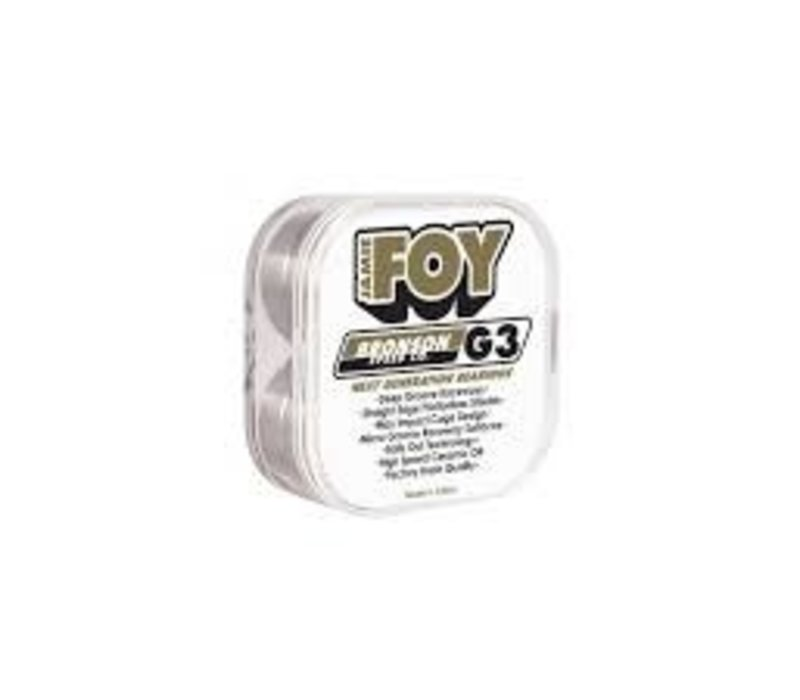 Bronson Bearings Foy Pro G3