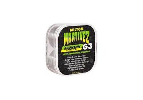 Bronson Speed Co. Bronson Bearings Martinez Pro G3