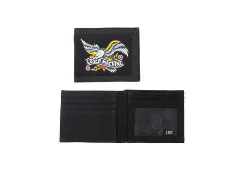 Carhartt WIP Loser Machine Glorybound Bifold Wallet Black