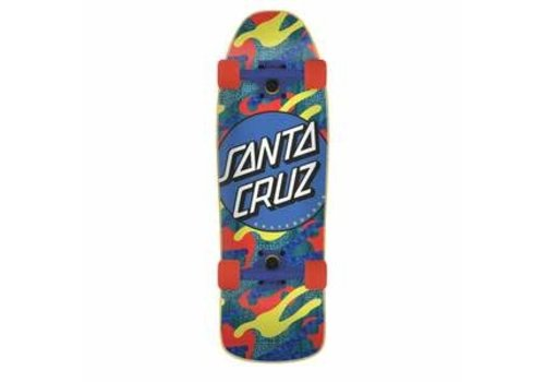 Santa Cruz Santa Cruz Complete Primary Dot Mini Cruiser 8.3