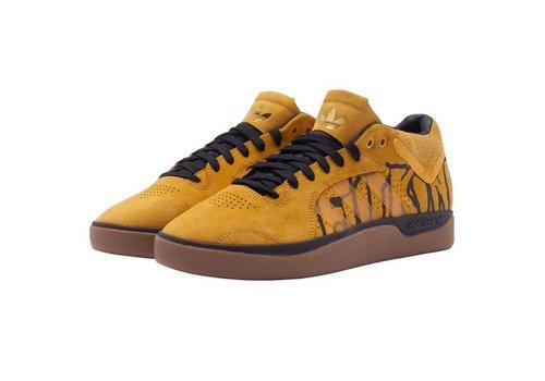 Adidas Adidas Tyshawn x FA Mustard/Black/Gum