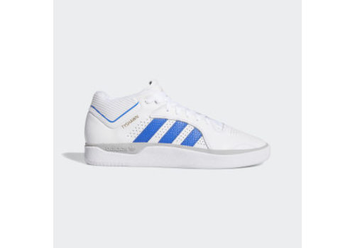 Adidas Adidas Tyshawn White/Blue/Gold