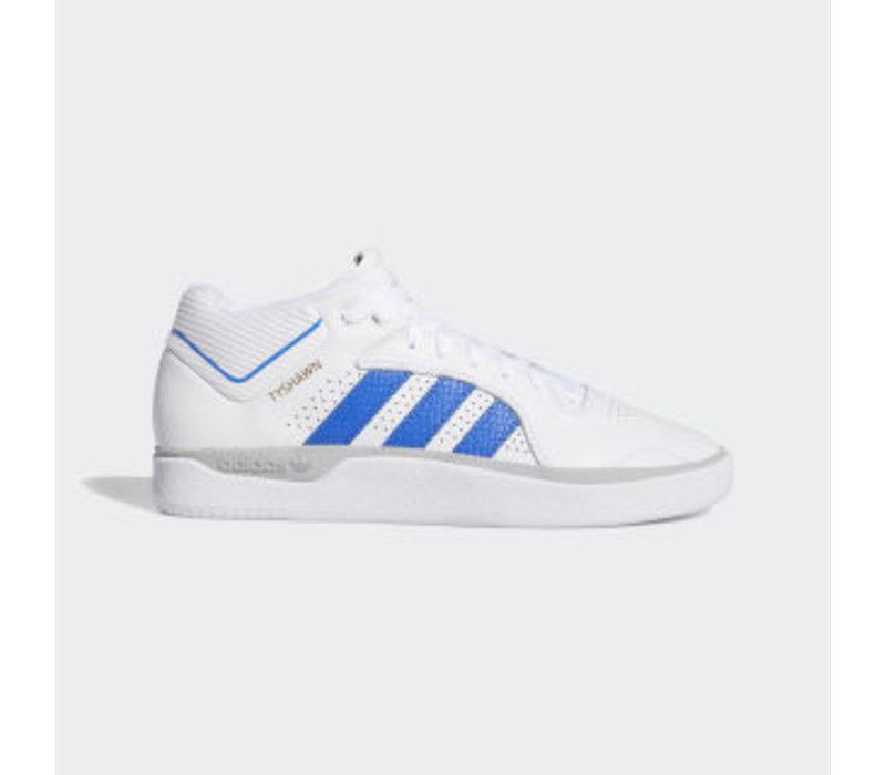 Adidas Tyshawn White/Blue/Gold