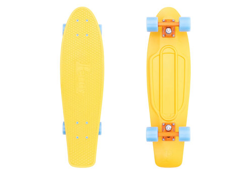 Penny Penny High Vibe 22 Inch Complete Cruiser Yellow