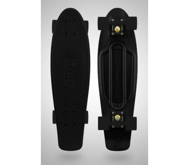 Penny Nickel Blackout 27 Inch Complete Cruiser