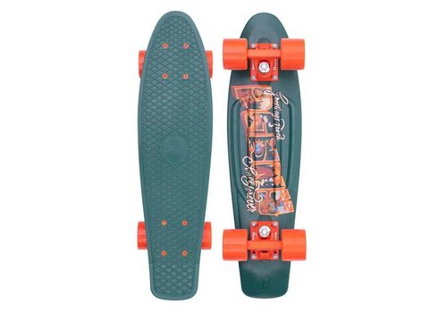 Penny Penny Postcard Highland 22 Inch Complete Cruiser
