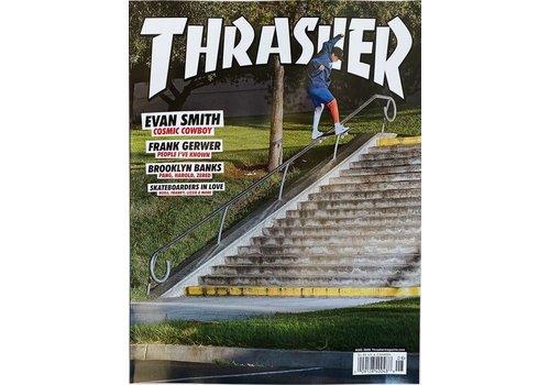 Thrasher Thrasher Magazine August 2020