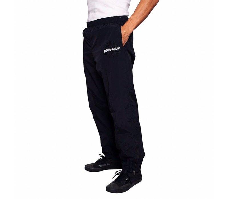 Fa Spiral Track Pants Black
