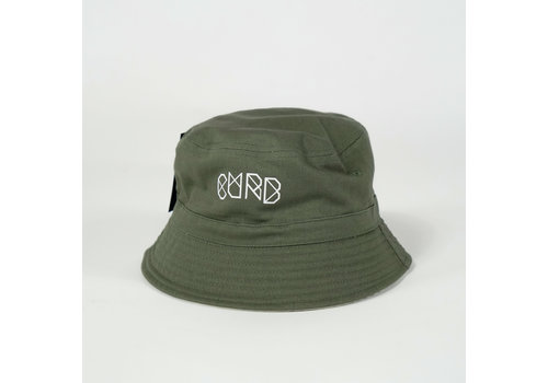 Curb Curb Reversible Bucket Hat Army/Sand