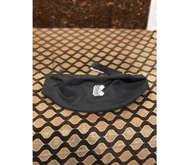 Curb Hip Bag Race Black