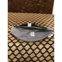 Curb Hip Bag Race Charcoal