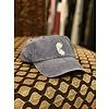 Curb Curb Pac Logo Vintage Blue Cap