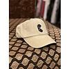 Curb Curb Pac Logo Vintage Khaki Cap