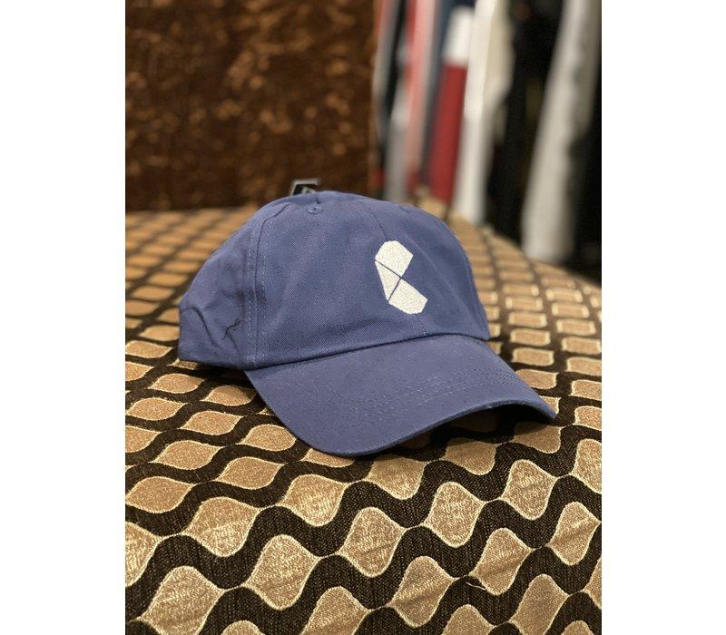 Curb Pac Logo Dad Cap Blue