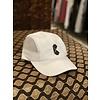 Curb Curb Pac Logo Mesh Cap White