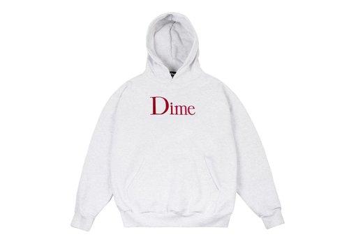 Dime Dime Classic Logo Hood Ash