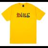 Dime Dime Zoo T-Shirt Gold