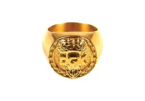 DGK DGK Reptile Ring Gold