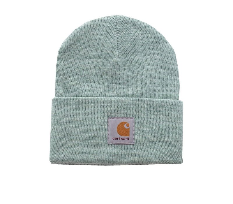 Carhartt Acrylic Watch Hat Frosted Blue Heather
