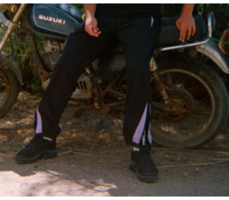 Helas - Nautique Tracksuit Pant Black