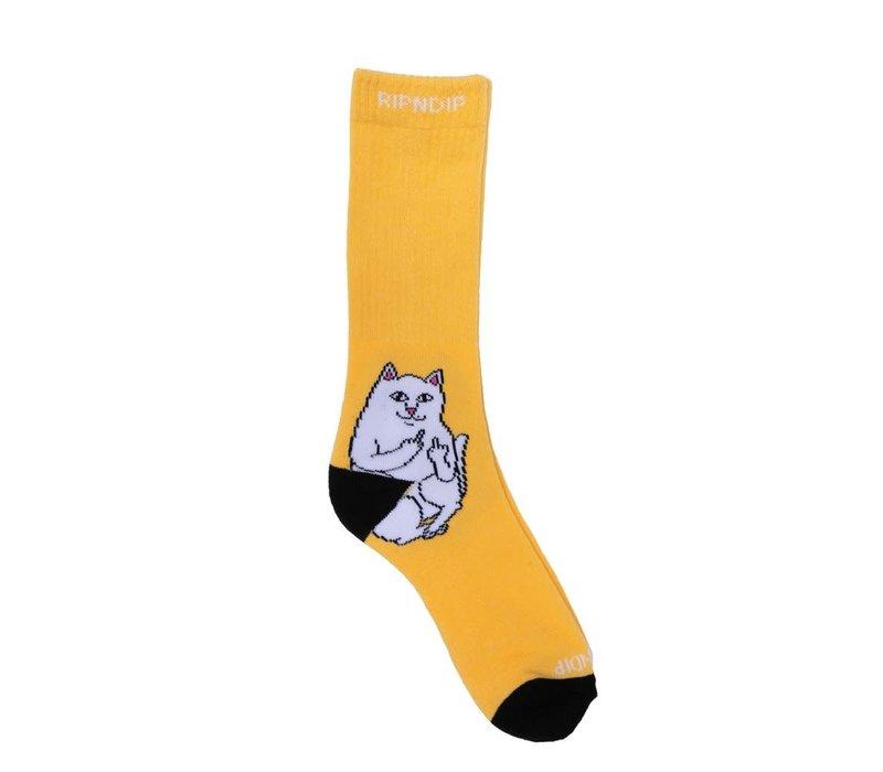 Ripndip Lord Nermal Socks Gold