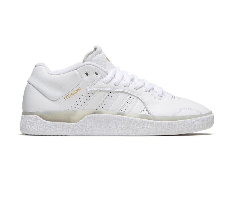 Adidas Tyshawn White/ Full White