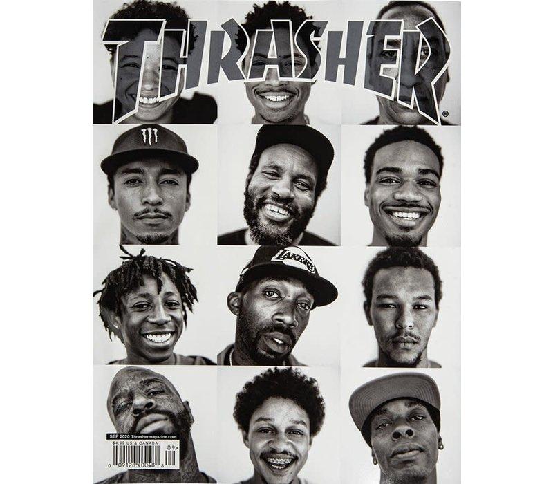 Thrasher Magazine September 2020