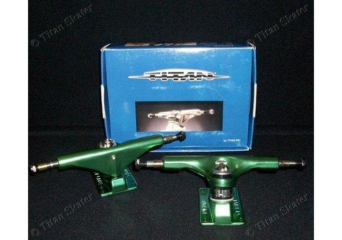 Theeve Titan Trucks Light 5.0 Green (7.75-8.0)