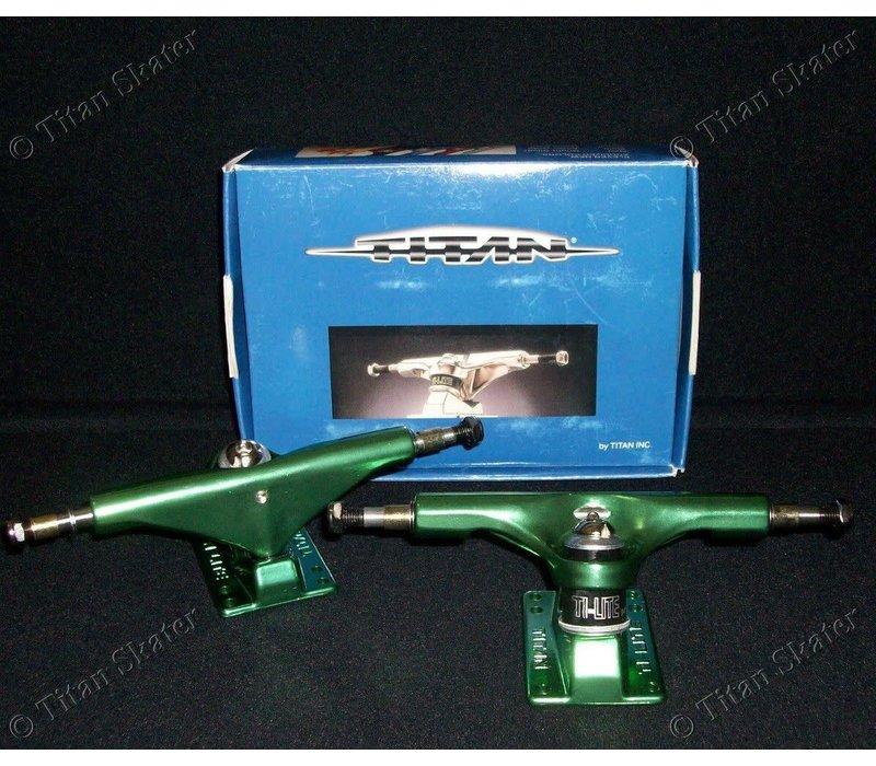 Titan Trucks Light 5.0 Green (7.75-8.0)