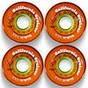 California California Cruiser Wheels Orange 61mm 78A