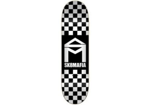 Sk8mafia Sk8mafia - House Logo Checker - 8.0
