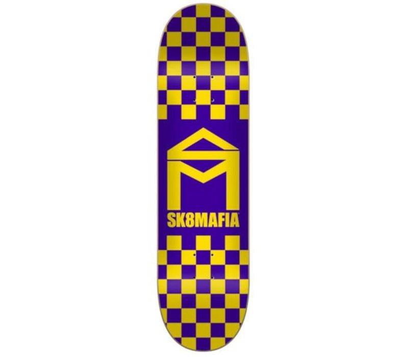 Sk8mafia - House Logo Checker - 8.125