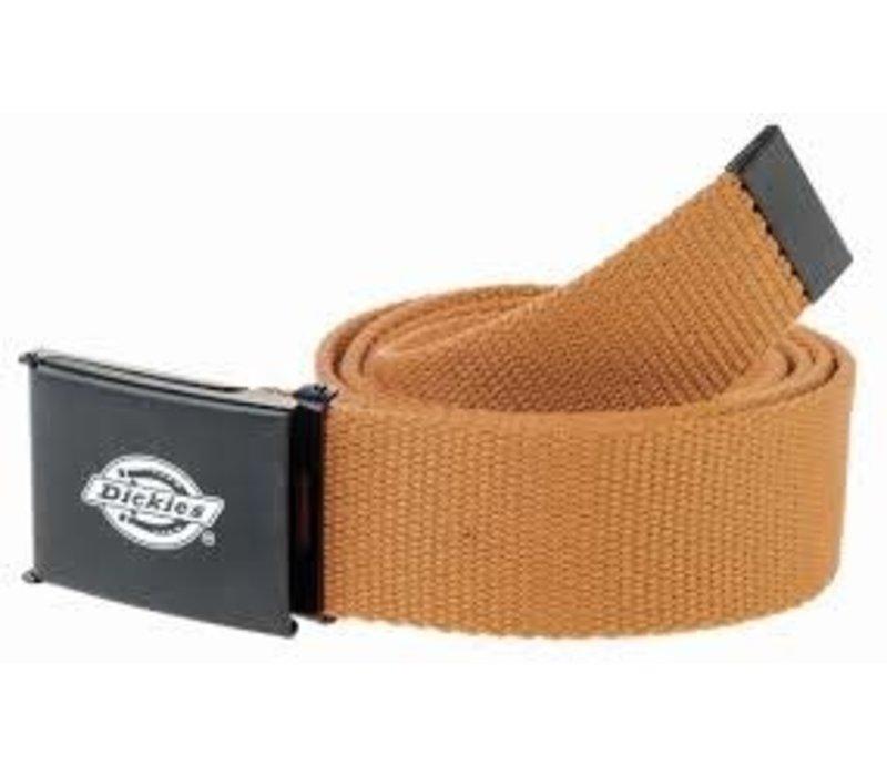 Dickies Orcutt Belt Brown Duck