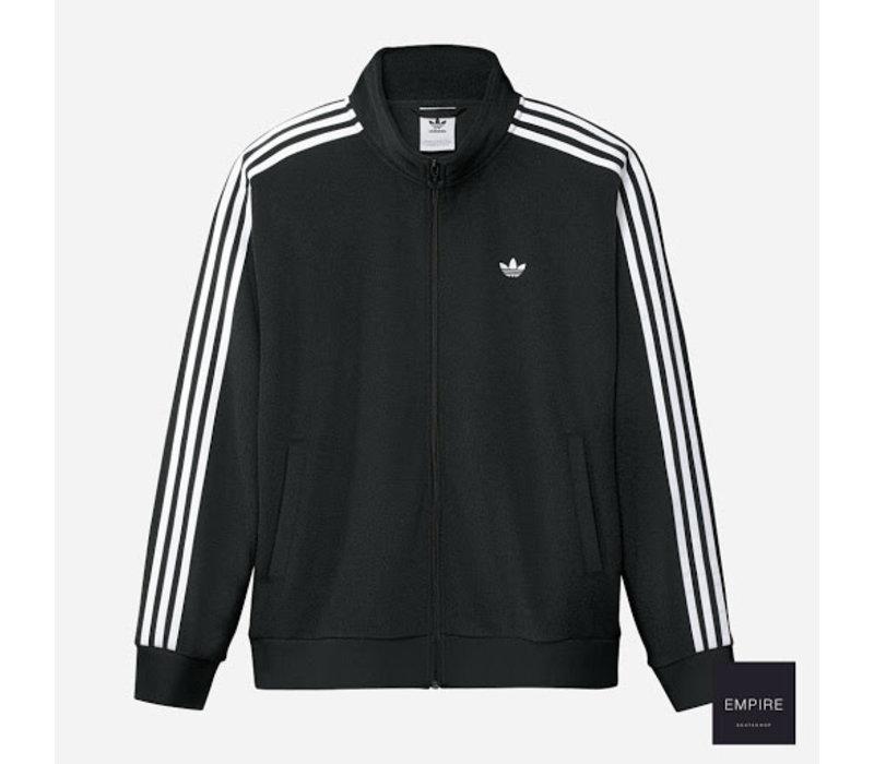 Adidas Bouclette Jacket Black/White