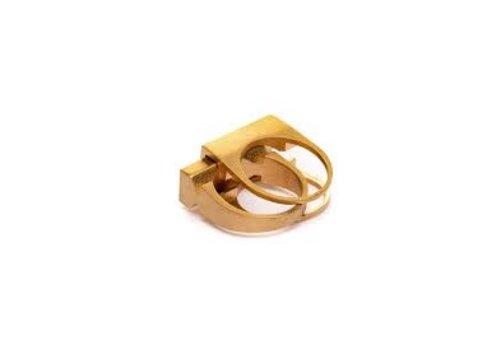 HUF Huf Circle H Stash Ring (One Size)