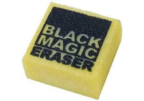 Shorty's Black Magic Gripgum Eraser