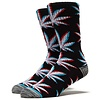 HUF Huf Static Plantlife Socks Black