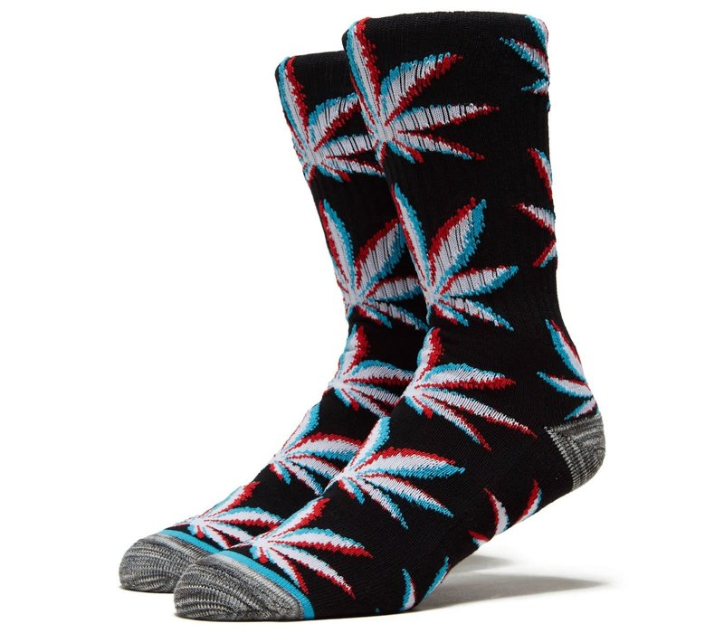 Huf Static Plantlife Socks Black