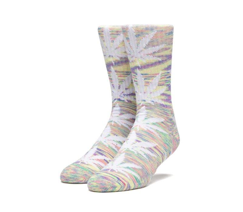 Huf Plantlife Melange Sock, Plastic Pink