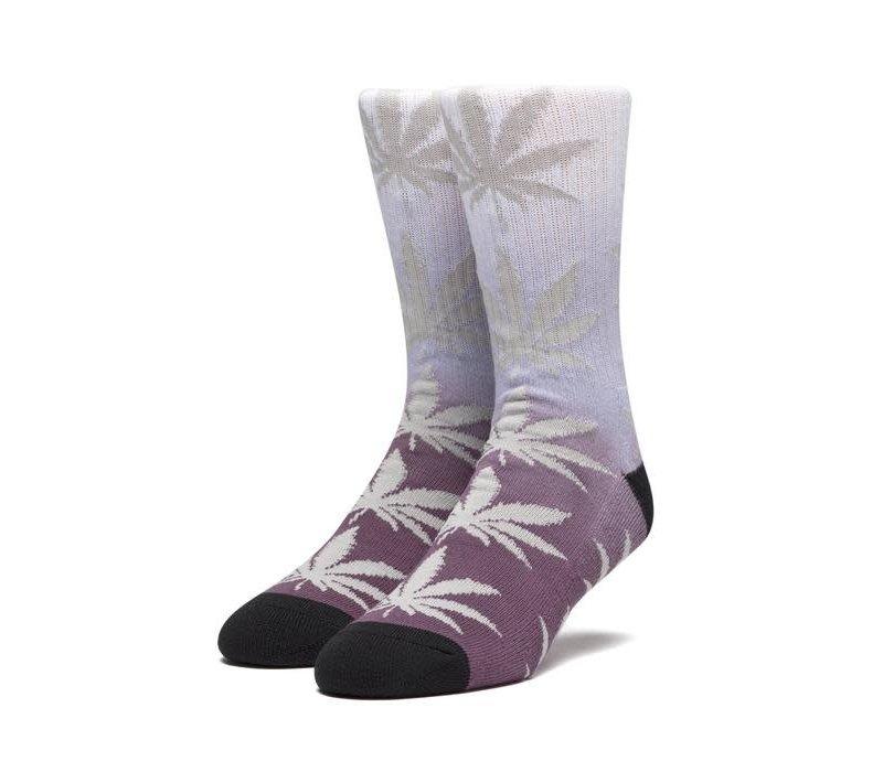 Huf Gradient Dye Plantlife Sock Purple