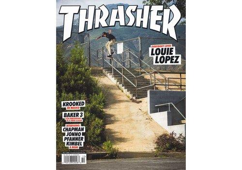 Thrasher Thrasher Magazine October 2020
