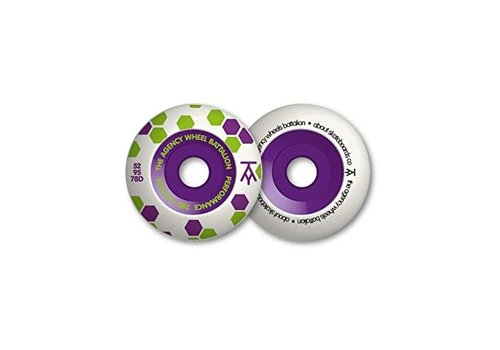 Agency The Agency Wheels Tufcore 52mm 95A