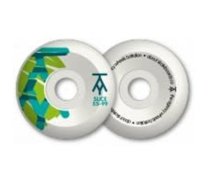 The Agency Wheels Slice 55mm 99A