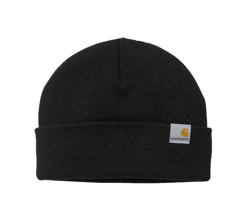 Carhartt Stratus Hat Low Black
