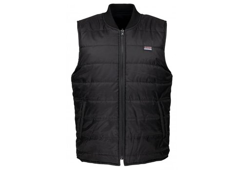 Independent Independent Manner Vest Black (Reversible)